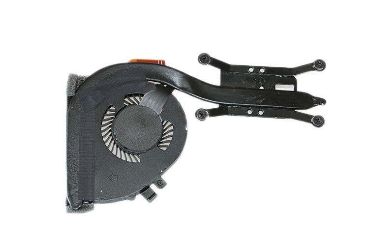 Nieuwe originele 00hm191 04x0591 Koeler voor IBM Lenovo ThinkPad X240 CPU Cooling Heatsink met ventilator