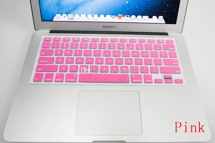 """Cover per tastiera in silicone per MacBook Air Pro 13/15/17 """"Laptop Ultra sottile protezione per tastiera"""