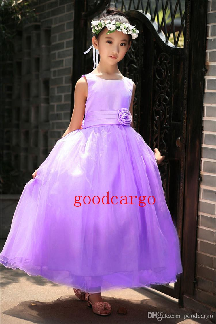 Flowergirl dresses tutu tulle lace flower girls dresses for flowergirl dresses tutu tulle lace flower girls dresses for weddings junior bridesmaid dress party beam waist ombrellifo Image collections