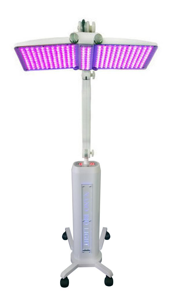 Lampada medica professionale PDT LED Terapia LED LED PDT Terapia BIO-Light Terapia LED Facial Machine con sette colori per la cura della pelle