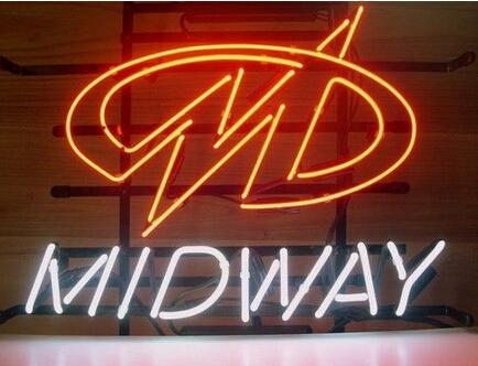 "HOT Neon Sign Real Glass Tuble Handicraft Midway Arcade Game Room Beer Logo Bar Pub Store Neon Light Signs 19""X15"""