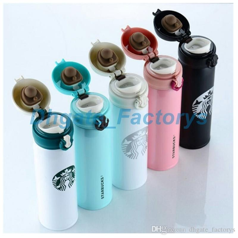 d2aa057bcf8 304 Stainless Steel Starbucks Portable Cups Coffee Water Cup Insulation  Vacuum Cars Beer Mugs 450ml Set Mugs Set Of 4 Coffee Mugs From ...