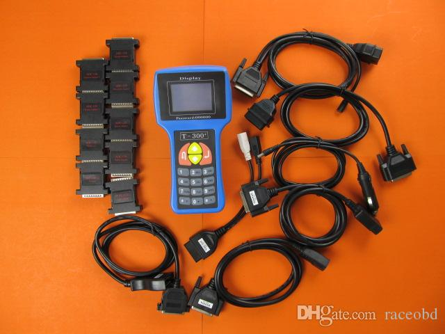 car key code scanner car key programmer tool t300 For Multi-Cars T 300 Auto Transponder Key By Read ECU-IMMO Spanish&English