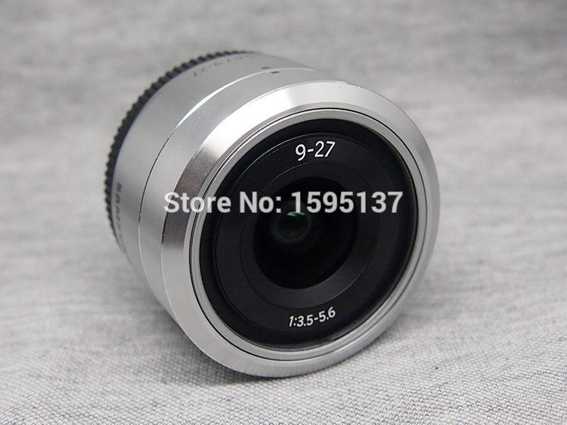 Freeshipping NX mini lens 9-27mm F3.5-5.6 zoom lens For Samsung NX mini Miniature SLR to use Camera parts