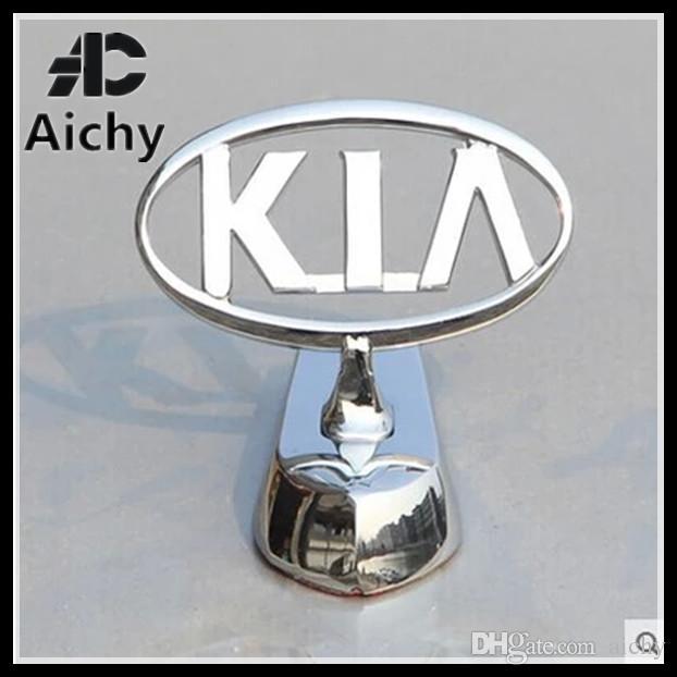 Юеда КИА металлическая эмблема на Kia k2k3k4k5 стандартные передние прекращения