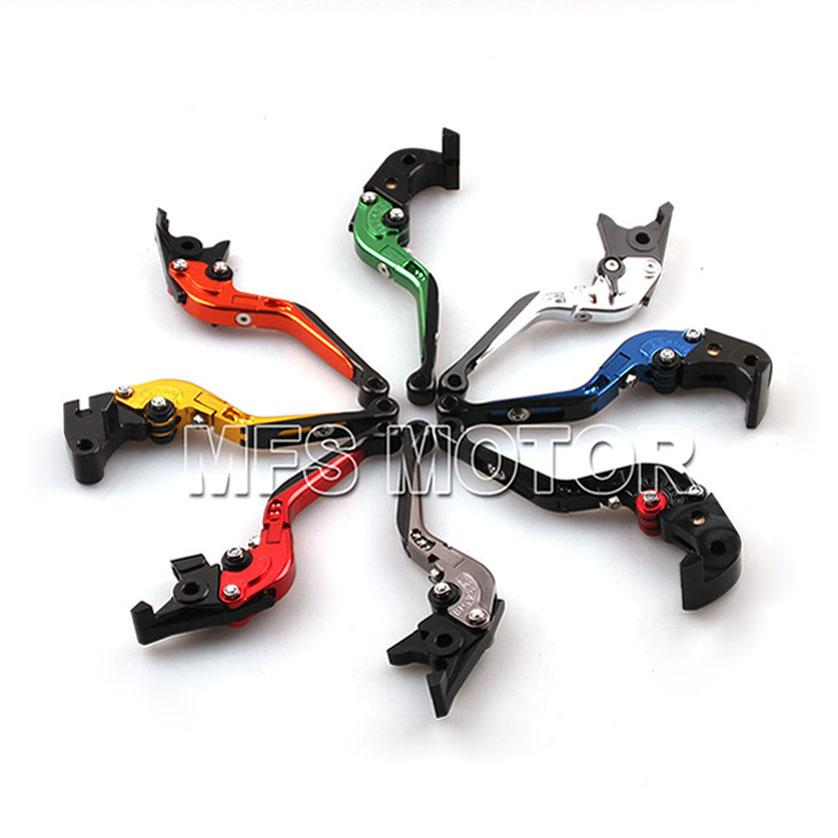 Motorcycle Parts Foldable Extendable Brake clutch levers for Honda CBR600RR 2007 2008 2009 2010 2011 2012 2013 2014 2015 07-15