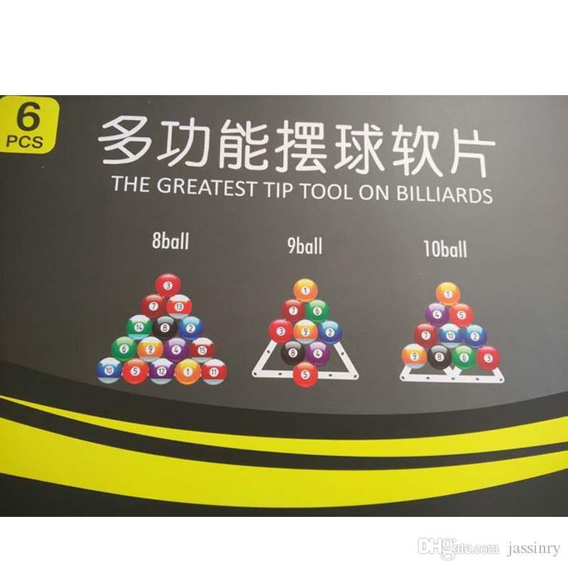 Jacksking Billar Pool Balls Estuche de Viaje Snooker Bolas de Billar Caja de Almacenamiento Estuche de Piscina Pool Accesorio Equipo de Billar con asa de Transporte