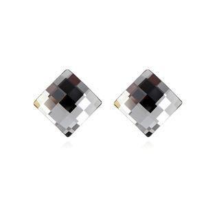 Austrian crystal earrings - plain language