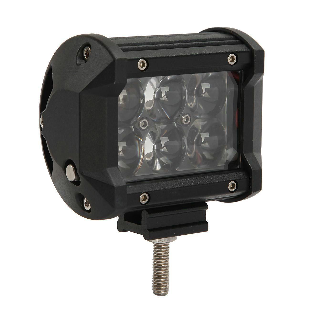 2pcs 30W Osram LED Light Bar fuoristrada 12V 24V Spot / Flood 4D 4x4 Auto SUV Offroad Truck ATV Moto DRL LED BAR Driving Light
