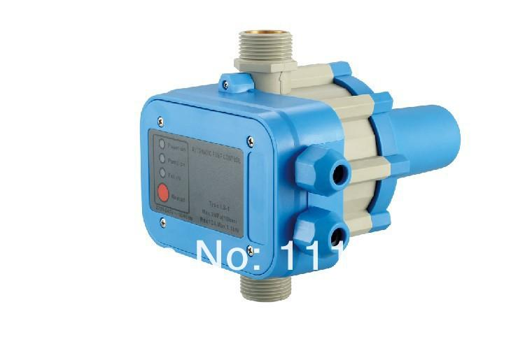 WATER PUMP AUTOMATIC PRESSURE CONTROL ELECTRONIC SWITCH FREE SHIPPING