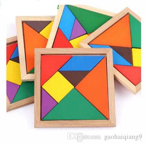 3 stücke FlyingTown Pädagogische 3D Puzzle Holzspielzeug Für Kinder Cartoon Tier Puzzles Intelligenz Kinder Kinder Spielzeug