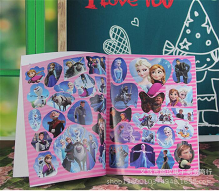 Increíble Libro De Colorear Congelado Fotos - Ideas Para Colorear ...