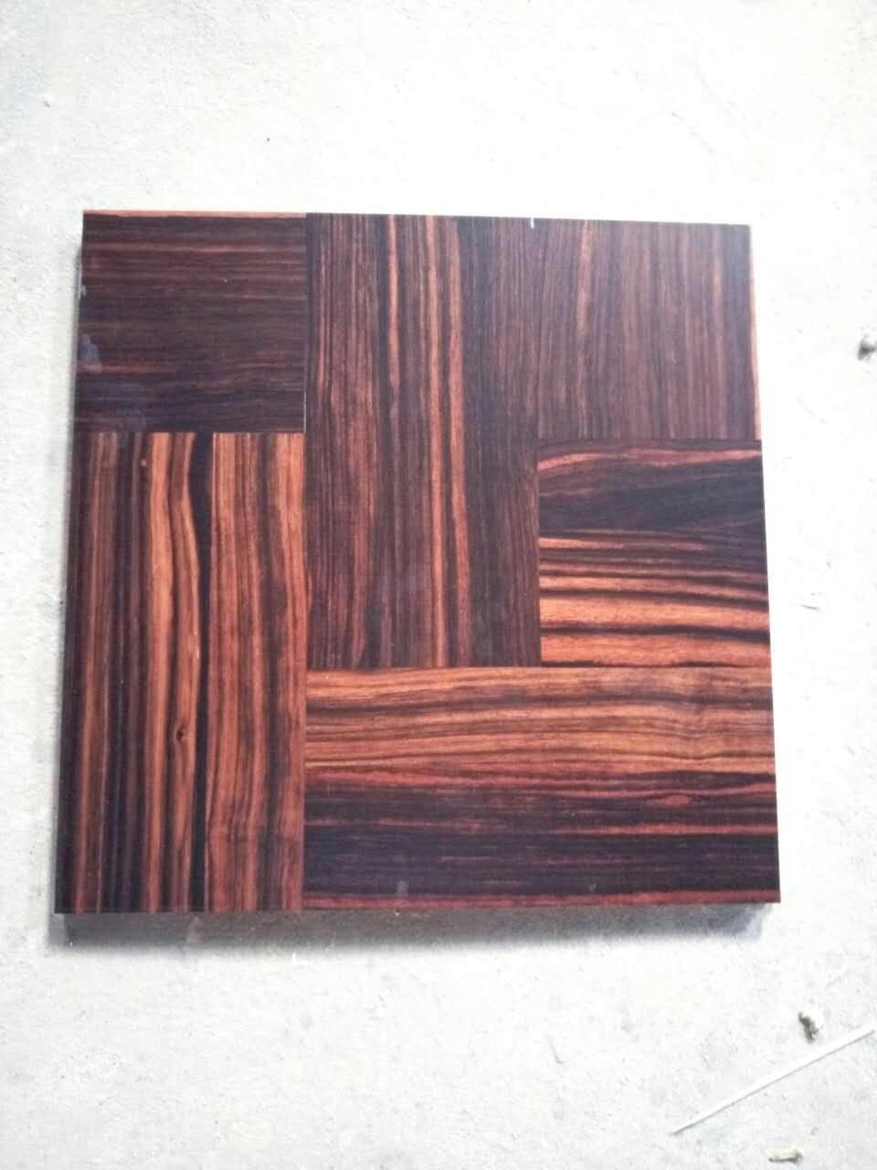 Ebony floor fight flowers Art Parquet Polygon Wood Flooring Custom wood floor Black walnut birch wood flooring Oak Merbau wood Nat