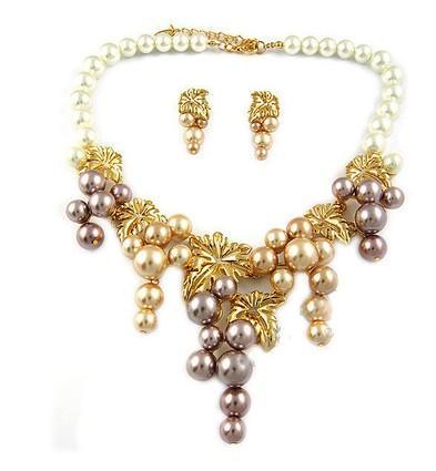 senhora da pérola da flor do ouro; colar de s (xysppfh)