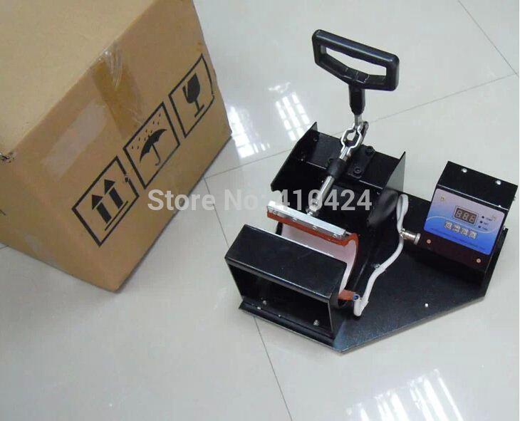 BÜYÜK İNDİRİM !! Ucuz Dijital Kupa Bardak Baskı CBRL Kupa Isı Basın Süblimasyon Makinesi Kupa Yazıcı Basın Makinesi sipariş $ 18no track