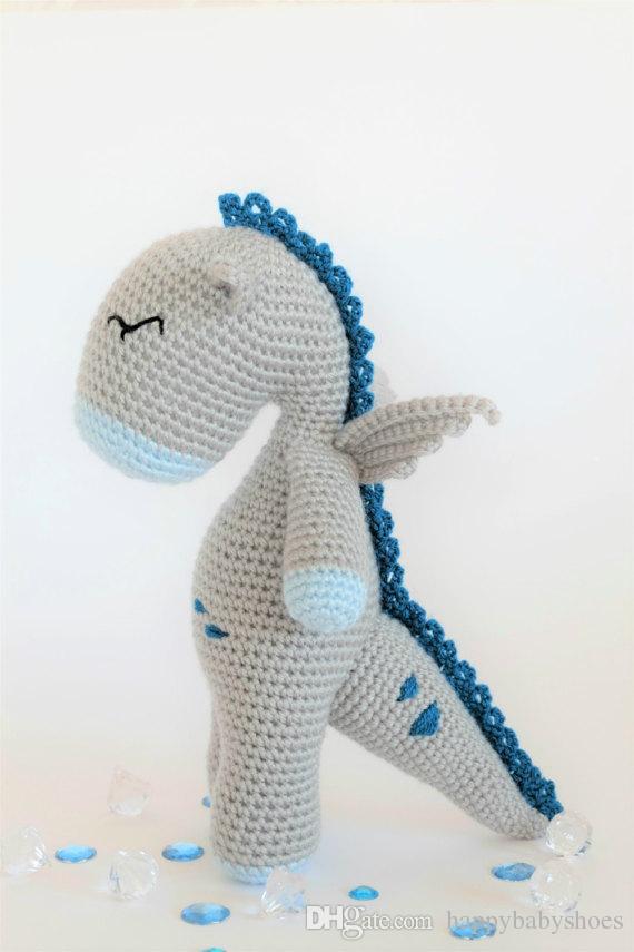 Crochet Dragon Amigurumi | 855x570