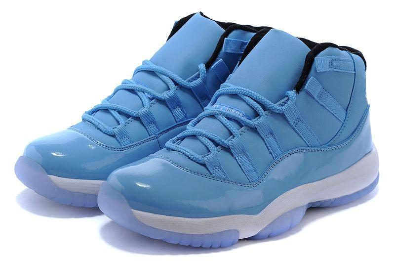North Carolina Blue Retro 11s
