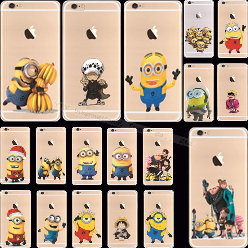 iphone 6s minions cover