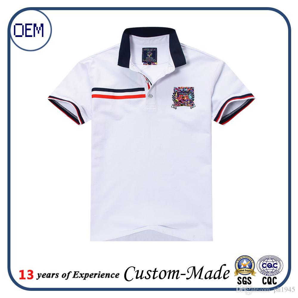 Design t shirt school - Children Adlut Size School Uniform Shirt Employee Work Shirt Custom Logo Polo T Shirt Design