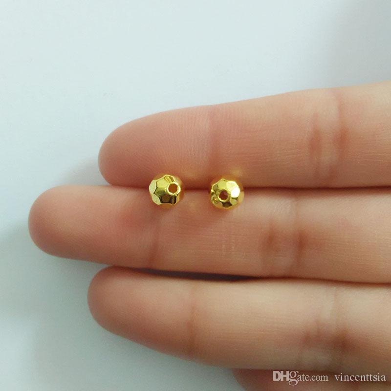 Acryl facettierte Abstandshalter lose Perlen Charms Zelle mobile Tasche Schönheitsschmuck Halskette Anstecker Ohrringe Erkenntnisse Zubehör