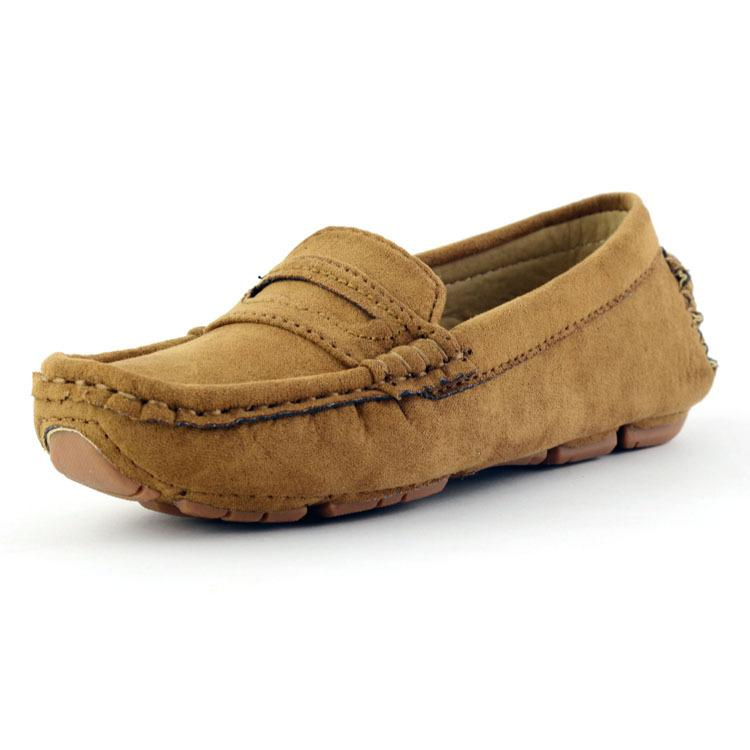 Girl Boy Casual Shoes Flat Loafers