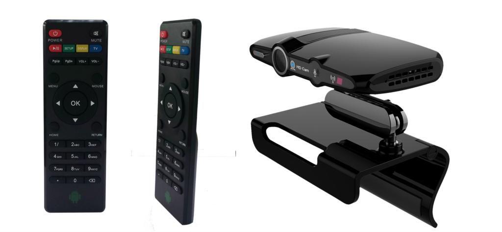 MX HD23 Tv Box 5.0MP Camera Allwinner Dual Core TV Box 1GB 8GB Android 4.2 HDMI Smart TV Box TV stick Built in DSP Mic Speaker