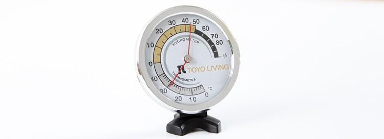 1 Thermometer Hygrometer