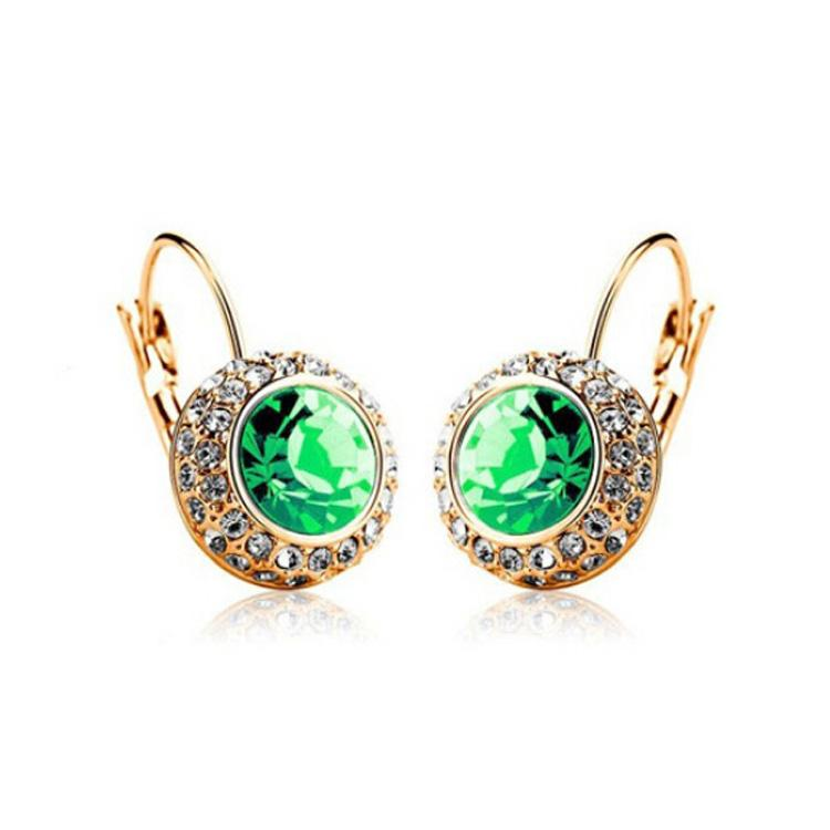 The Most Popular New Earrings Moon River Earrings Round Shape Jewelry For Women Best Gift Jewelry 1075