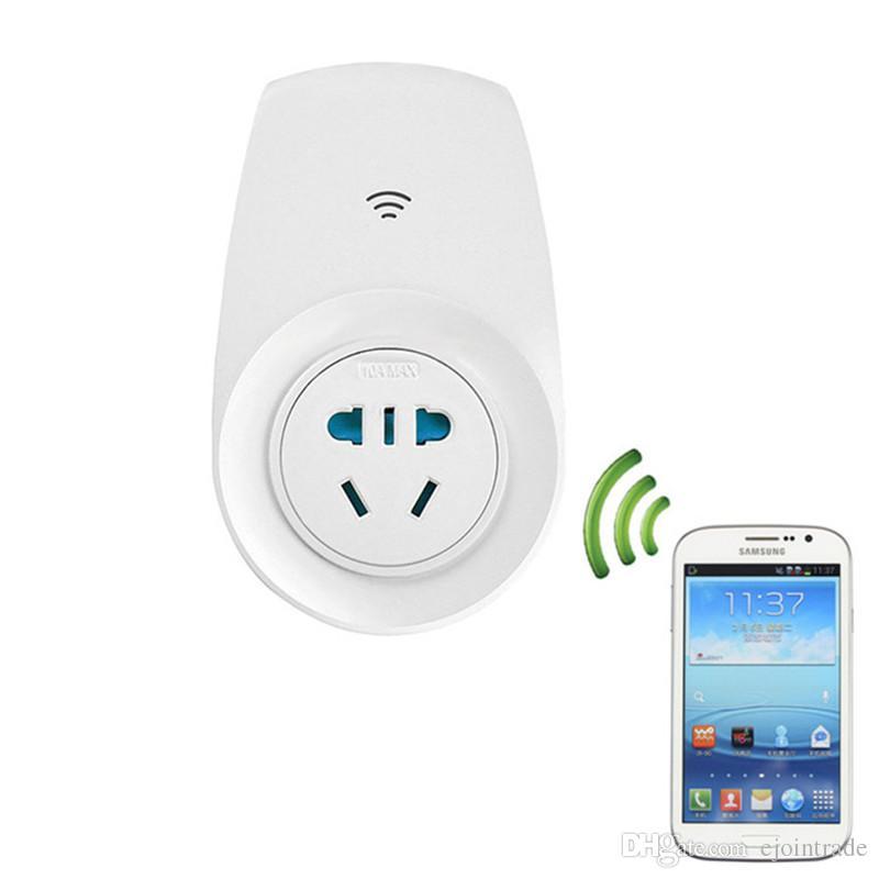 Wifi Enabled Plug Smart Wifi Switch Power Plus Wireless Remote ...