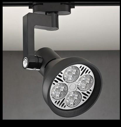 35W clothing stores led spotlights par30 track light rail alternative 70-watt metal halide lamp