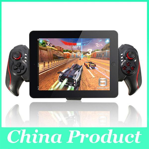 Bester drahtloser teleskopischer Bluetooth-Spiel-Prüfer Gamepad Steuerknüppel-Spiel-Griff-Handy-Unterstützung 5-10 Zoll BTC-938 010210