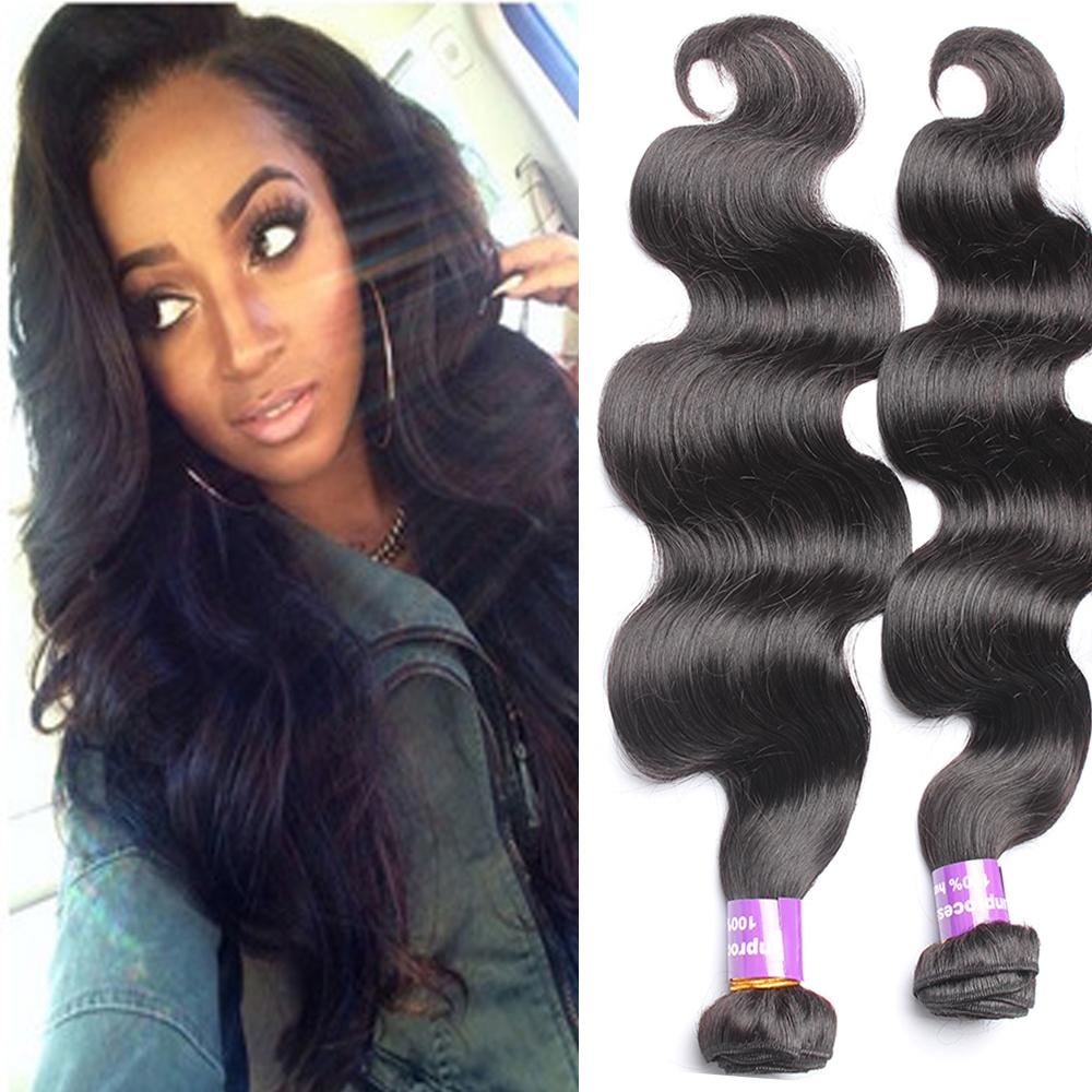 7A Queen Hair Products Brazilian Body Wave Brazilian Human Hair Brizilian Virgin Hair Mocha Hair Company Queen Weave Beaut free shipping