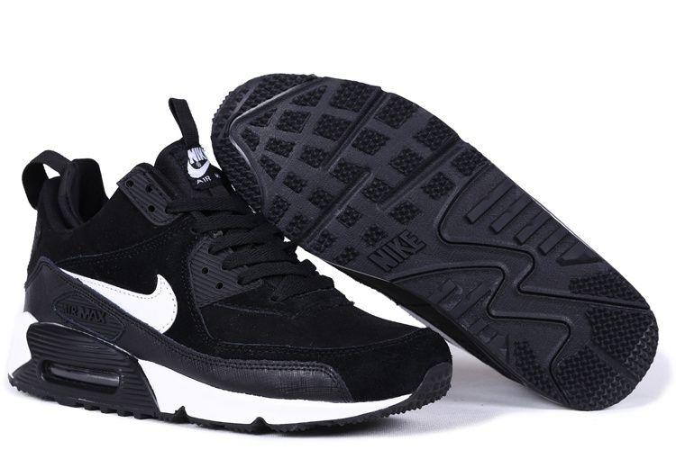 Nike Air Max 90 Winter Sneakerboot | Velvet Braun Schwarz