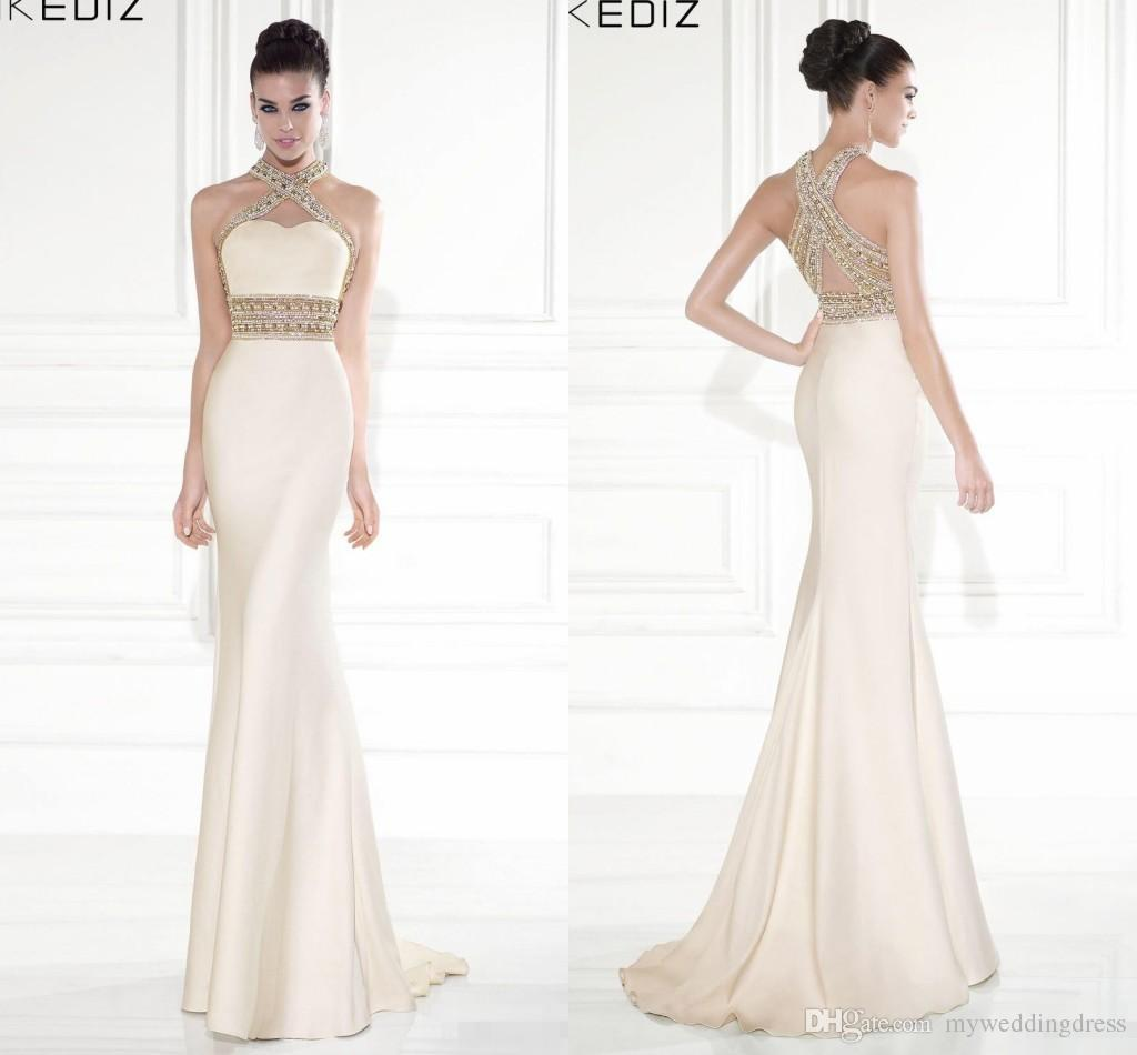 Cheap Sexy Formal Evening Dresses 2016 Elie Saab Gray With Cape ...