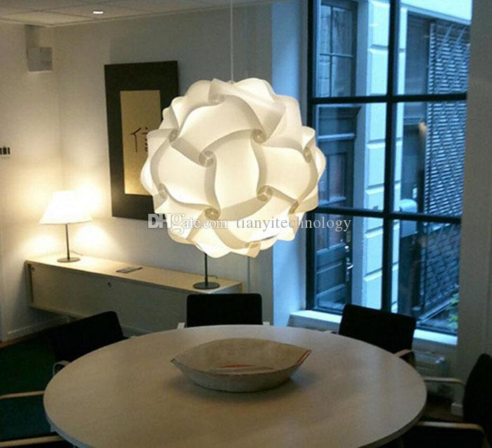 ... IQ Puzzle Lights Cover Infinity Lights Jigsaw Lights Lampshade  Contemporary/Modern IQ/Jigsaw/ ...