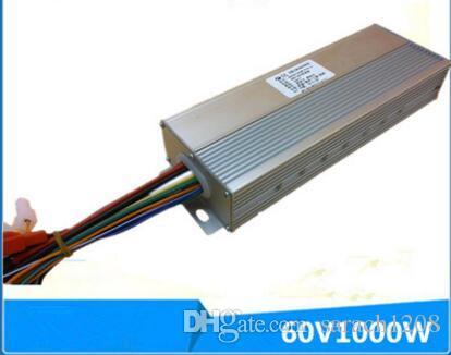 60 V holzer dual-mode 18 tubo 1000 W controlador sem escova do carro elétrico controlador de carro elétrico de onda senoidal