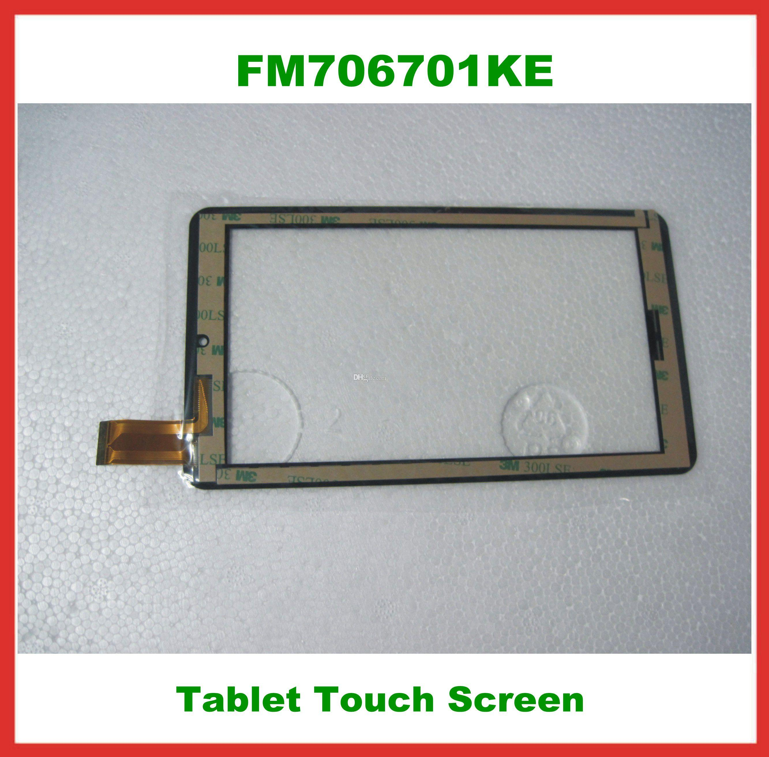 "Ersatz 7 ""Kapazitiver Touchscreen FM706701KE ZP9142-7 Digitizer Panel Für Onda V703 Dual-Core V701S / V711S Quad-Core Tablet PC"