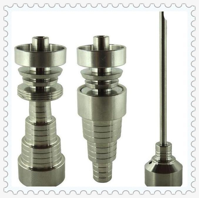Domeless ногтей G2 Титана с карбюратор Cap инструмент универсальный мужской женский 10 мм 14 мм 18 мм для стекла бонг водопровод