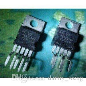 Ücretsiz kargo Örnek TDA2030 TDA2030A TO-220 Ses Amplifikatör 18 W