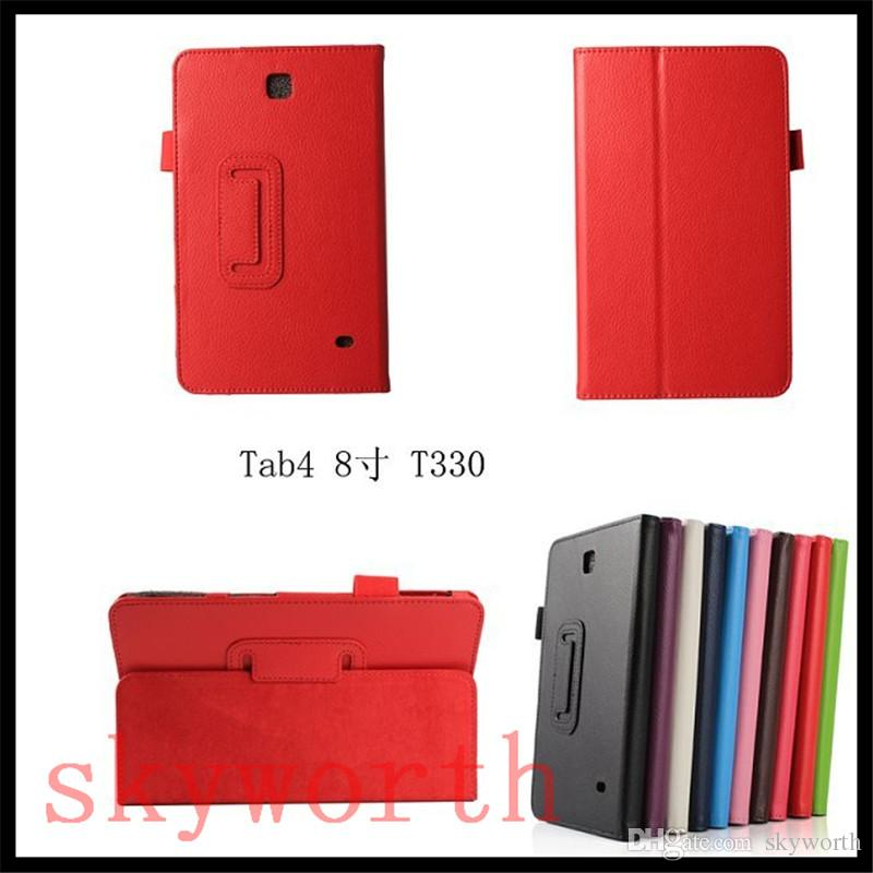 para ipad pro 9.7 10.5 2017 Samsung Galaxy Tab S2 S Folio flip Funda de cuero del soporte T710 T800 T560 T377