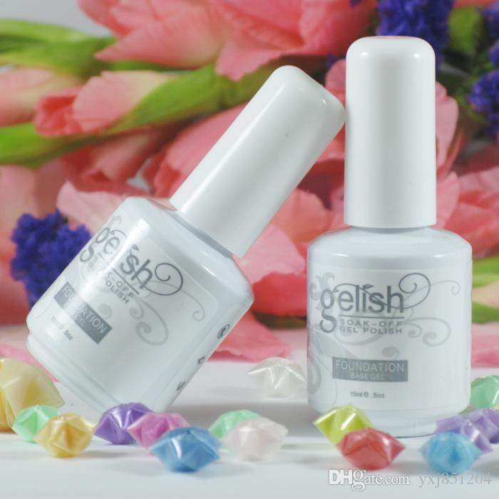 Wholesale Gelish Top Coat Primer Base Uv Gel Nail Art Polish ...