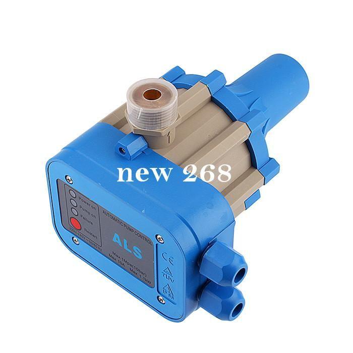 Controlador eletrônico elétrico automático da pressão da bomba de água do controle de interruptor