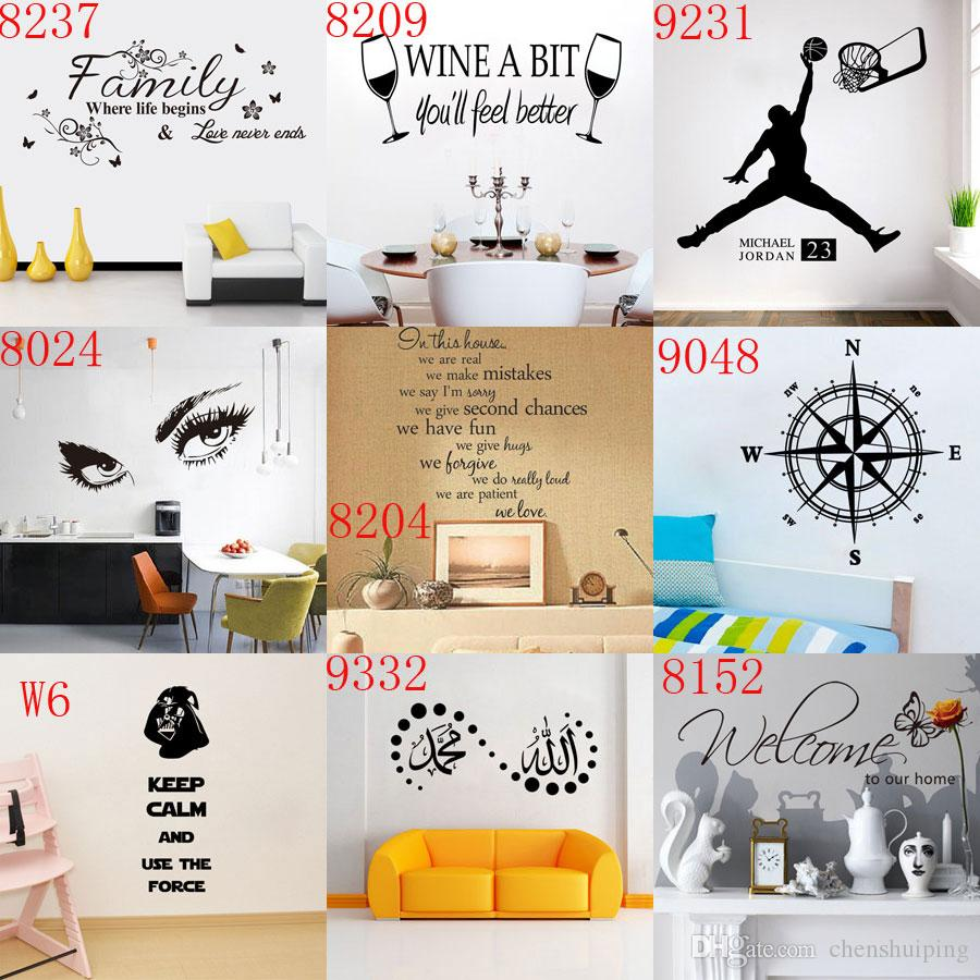 mixed 168 styles wall quotes decal words lettering saying wall mixed 168 styles wall quotes decal words lettering saying wall decor sticker vinyl wall art stickers
