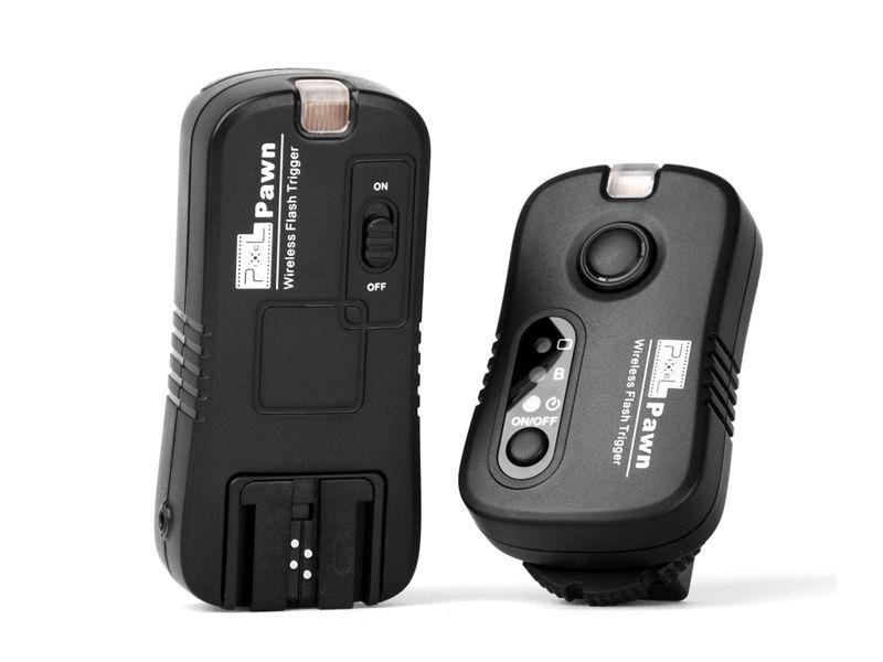 Pixle PAWN/TF-363 беспроводная вспышка триггер для Sony разъем для подключения в режиме камеры S1