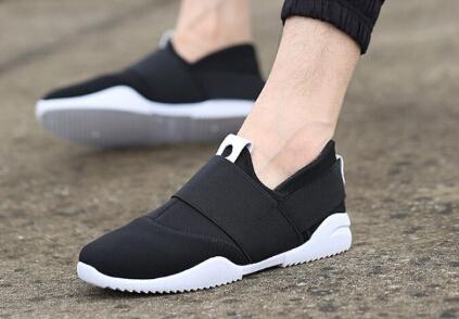 Sıcak Satış yeni moda erkek Rahat Ayakkabılar kanvas ayakkabılar erkekler Nefes Ayakkabı düz ayakkabı