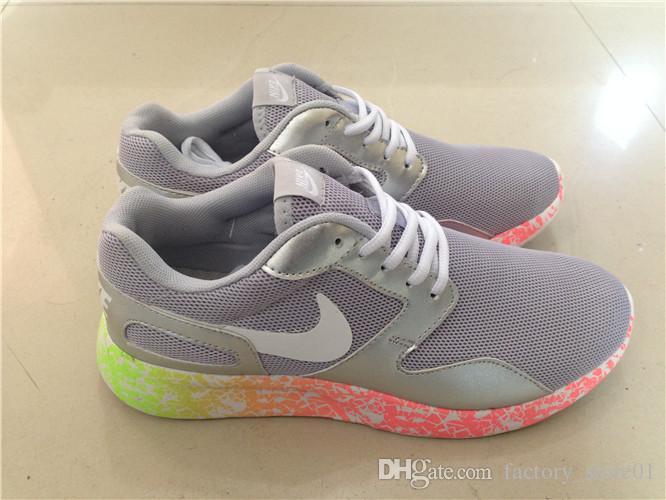 online store 753e7 68fa2 NIKE KAISHI PRINT Shoes Men Running Shoes Nike Roshe Run Sports Shoes Mesh  Up Lightweight Racing Tennis Men Women Hiking Shoe Sneakers