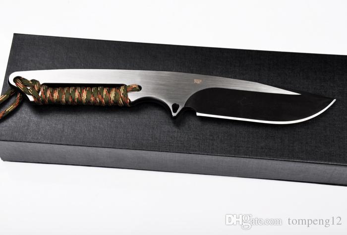 추천 토드 D2 야외 캠핑 사냥 나이프 칼 선물 칼 무료 배송 1pcs