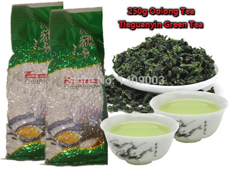 250G وأعلى درجة الصيني الاسود الشاي الصيني، والشاي و tieguanyin الجديدة منتجات الرعاية الصحية العضوية الطبيعية هدية تعادل غوان يين الشاي