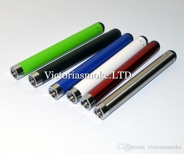 Rifornimento della fabbrica CE3 O-penna vape bud touch batteria 280mAh e cig 510 thread e sigarette per cera olio cartuccia vaporizzatore cigs DHL LIBERA