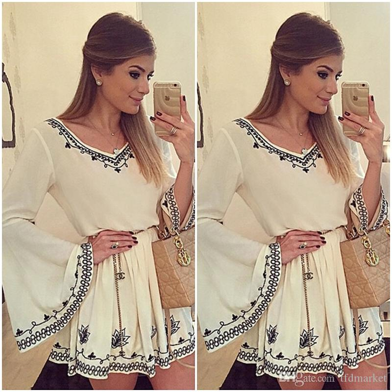 Casual Summer Dresses With Sleeves Good Dresses